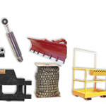 Montanti, forche e attrezzature