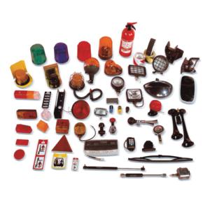 Apparecchiature e accessori elettrici