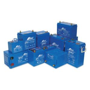 Batterie semi-trazione e deep cycles