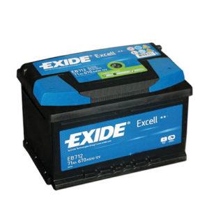 Batterie avviamento